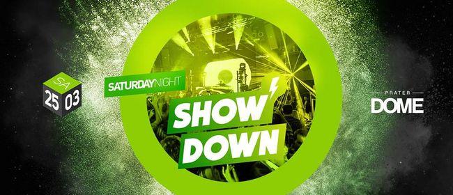 Showdown - The best saturday night event