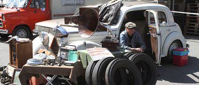 Oldtimer & Teilemarkt