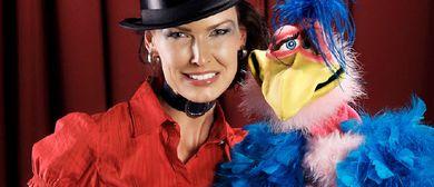 Hokus Pokus Fidibus - Zauberkünstlerin Kerstin Andreatta
