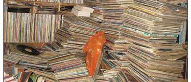 Vinyl- & CD-Flohmarkt im Chelsea