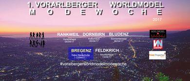 1. Vorarlberger Worldmodel Modewoche - Modenschau Bregenz