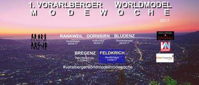 1. Vorarlberger Worldmodel Modewoche - Modenschau Feldkrich