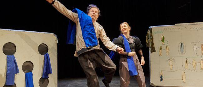 Theaterfest »Seelen-, Zwerchfell- und Hirnmassage«