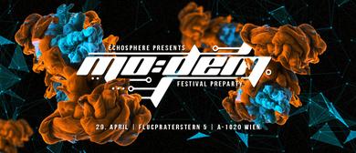 ECHOSPHERE pres. MoDem Festival Pre-Party