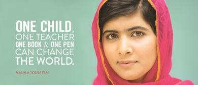 Benefiz Konzert: Malala