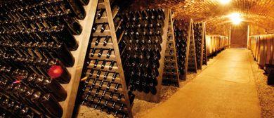 Schaumwein & Champagner ABC bei WEIN & CO Graz