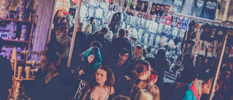 Wildstyle & Tattoo Messe 2017 in Wien