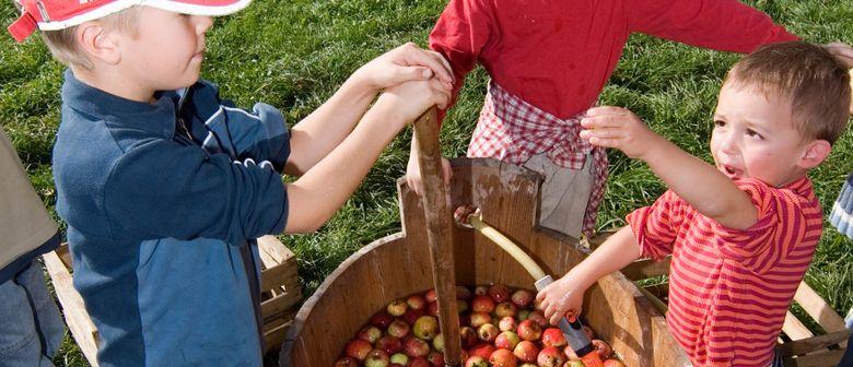 Apfel- und Kartoffeltag