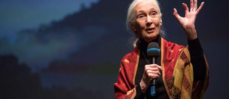 18. Mai 2017: Vortrag von Dr. Jane Goodall