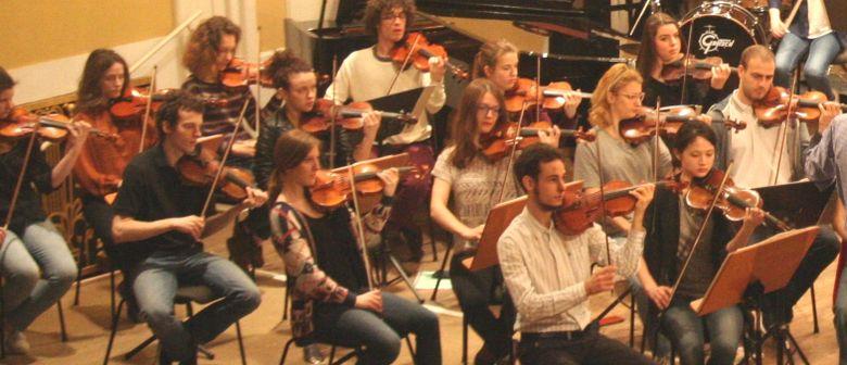 Konzert des Wiener Jeunesse Orchesters