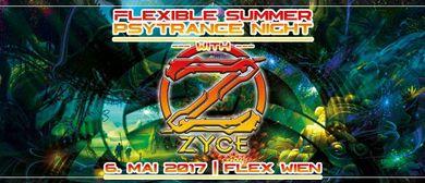 Flexible Summer Psytrance-Night mit Zyce