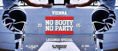 No Booty No Party - Vienna - Leggings Special