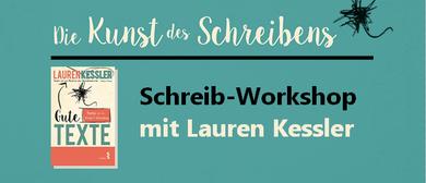 Schreib-Workshop mit Lauren Kessler