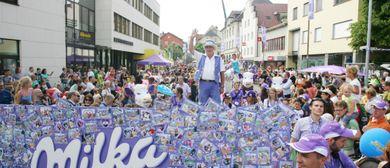 34. MILKA Schokoladefest in der Alpenstadt Bludenz