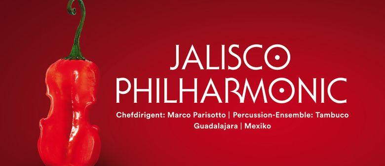 SCHARFE TÖNE: Jalisco Philharmonic & Tambuco Percussion