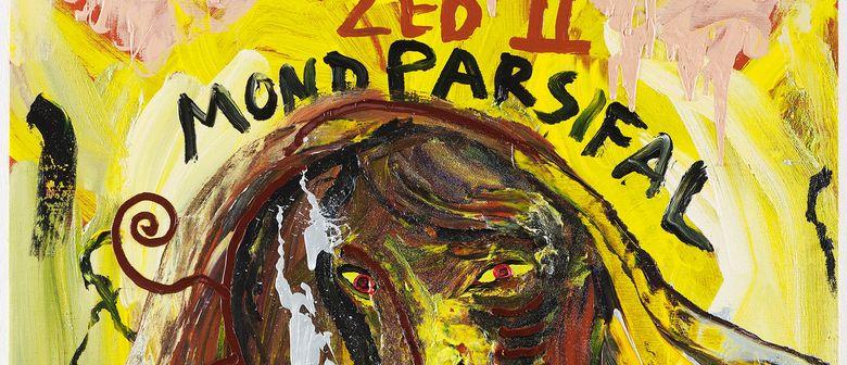 JONATHAN MEESE - DE PAKT MIT RICHARD WAGNERZ in der Galerie