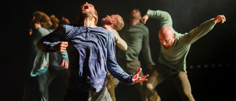 tanz ist Festival: James Wilton Dance (GB) – LEVIATHAN