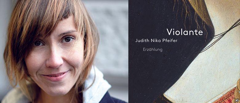 Im Keller mit Judith Nika Pfeifer – Lesung und Gespräch