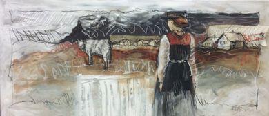 Ausstellung von Ulrike Maria Kleber