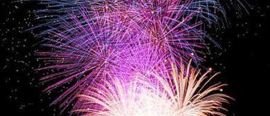 Feuerwerk des Kabaretts - Zusperrfest I