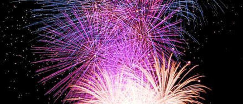 Feuerwerk des Kabaretts - Aufsperrfest I