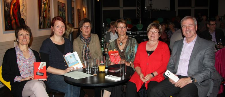 Literaturlunch 2017 literarisch-musikalisch-kulinarisch