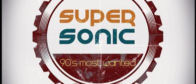 SUPERSONIC - 90s MOST WANTED