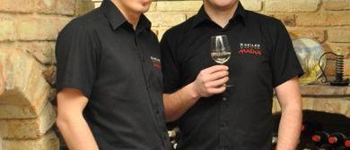 Weinverkostung: Weingut Kreiler, Purbach