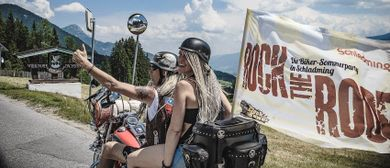 Rock the Roof - die Biker-Sommerparty in Schladming 2017