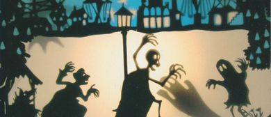 """Schattentheater """"Die Vampire"""""""