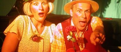 Dreifacher Appell an die Lachmuskeln im Theater L.E.O.
