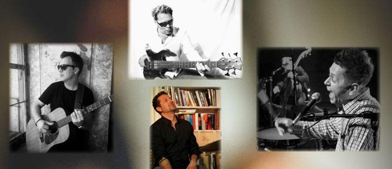 's FUNKtioniert Max Grubmüller Trio feat. Rainer Gradischnig