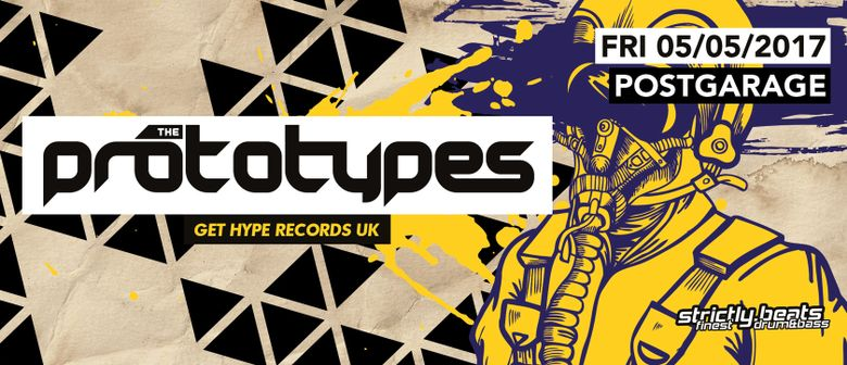 STRICTLY.BEATS pres. The Prototypes (GETHYPE-UK)