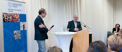 Das Kreuz in der modernen Literatur - mit Autor T. Hürlimann