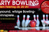 Party (Bowling) vor Feiertag Strike Bowling Center Lauterach
