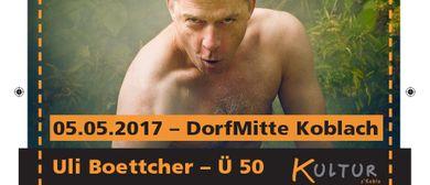 Uli Boettcher – Ü 50 Silberrücken im Nebel