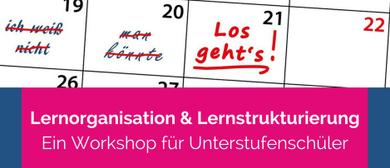 Lernorganisation & Lernstrukturierung (Unterstufe)