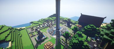 Minecraft- Englischwoche