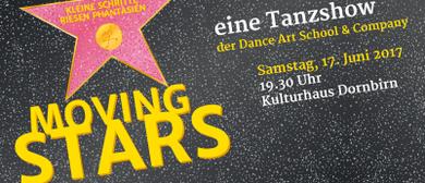 Moving Stars - eine Tanzshow der Dance Art Company