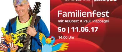 Buntes Familienfest, 11.06.2017, Kulturzentrum Güssing