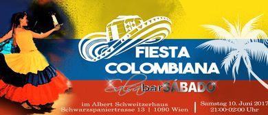 Salsabar Fiesta Colombiana