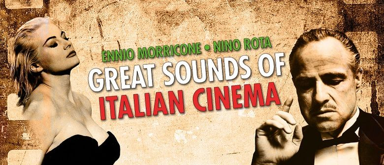 Great Sounds Of Italian Cinema - Filmmusik-Konzert