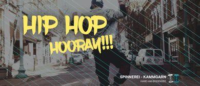 Hip Hop Hooray!!!