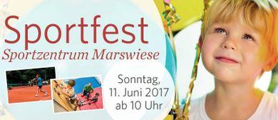 Sportfest Marswiese