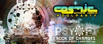 COSMIC POOLPARTY – Psy-Fi Special