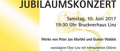 Jubiläumskonzert - 70 Jahre voestalpine Chor Linz