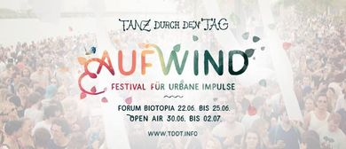Tanz durch den Tag 2017 - Aufwind Festival - Open Air