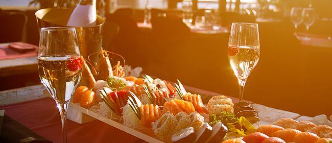 Sonntags Sushi Brunch im Sakai