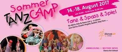 Sommer TanzCamp für Kinder