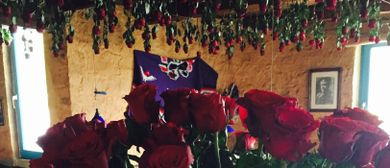 Rosenparty im Viva am Pfingstsonntag